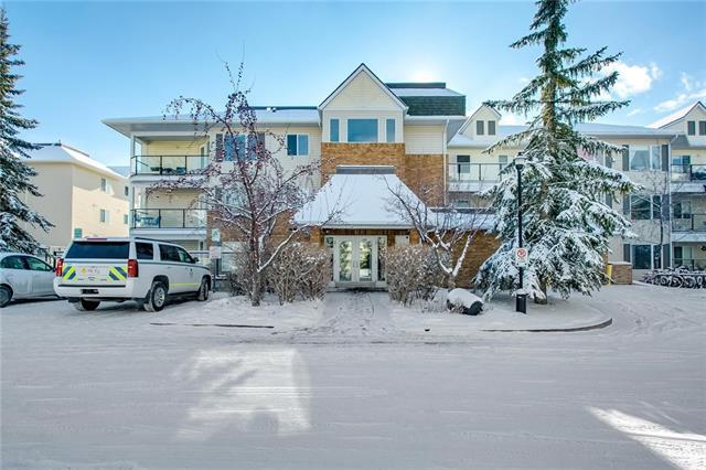 950 Arbour Lake Road NW #1217, Calgary, AB T3G 5B3 (#C4226634) :: Canmore & Banff