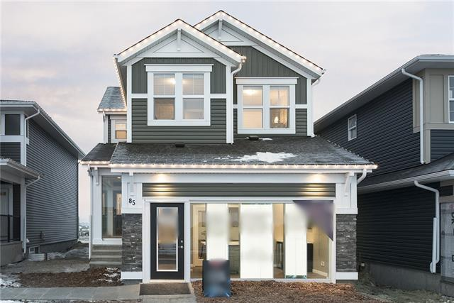 85 Red Embers Manor NE, Calgary, AB T3N 1K7 (#C4226641) :: Redline Real Estate Group Inc