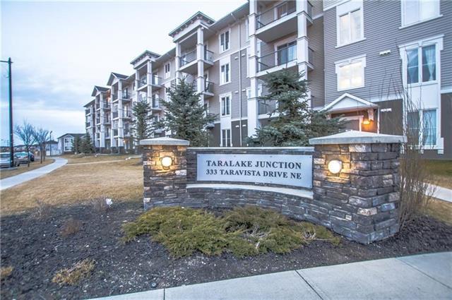 333 Taravista Drive NE #1417, Calgary, AB T3J 0H3 (#C4226647) :: The Cliff Stevenson Group