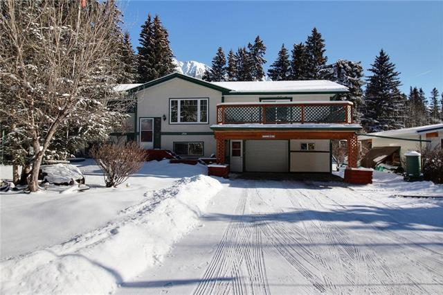 206 Blue Jay Drive, Harvie Heights, AB T1W 2W2 (#C4226649) :: Canmore & Banff
