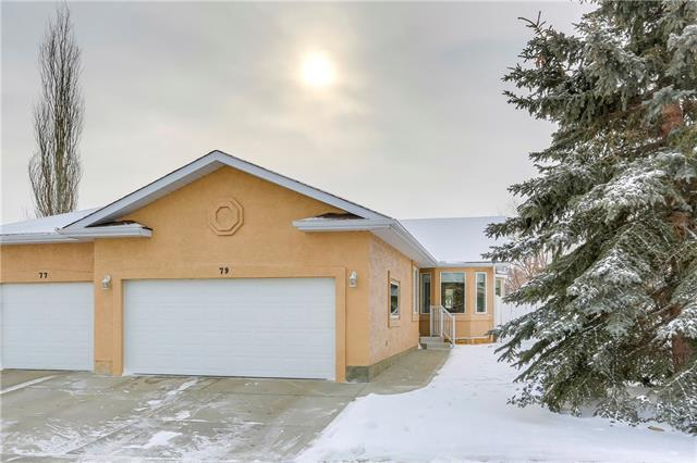 79 Sheep River Drive, Okotoks, AB T1S 1S2 (#C4226669) :: Redline Real Estate Group Inc