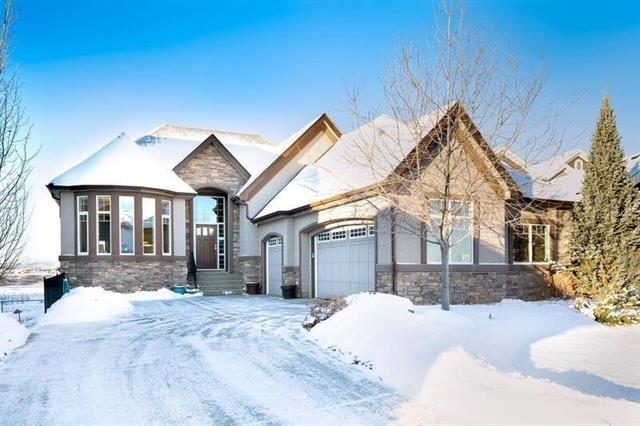 36 Cranarch Heights SE, Calgary, AB T3M 0S7 (#C4226698) :: The Cliff Stevenson Group