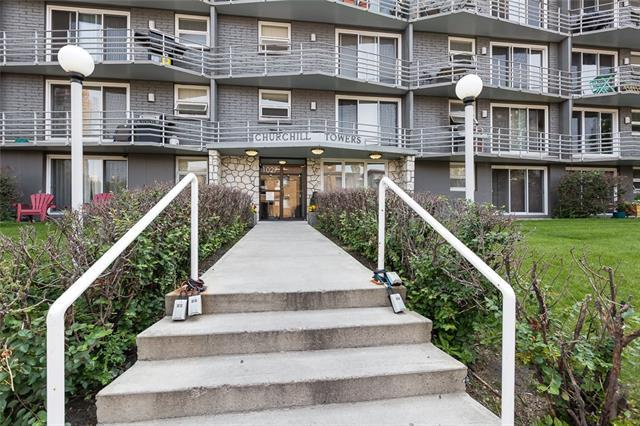 1027 Cameron Avenue SW #202, Calgary, AB T2T 0K3 (#C4226700) :: Redline Real Estate Group Inc