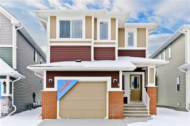 337 Bayview Way SW, Airdrie, AB T4B 4H4 (#C4226722) :: Redline Real Estate Group Inc