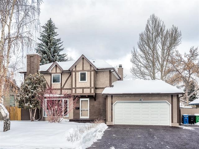 2903 Oakwood Drive SW, Calgary, AB T2V 3Y2 (#C4226725) :: Redline Real Estate Group Inc