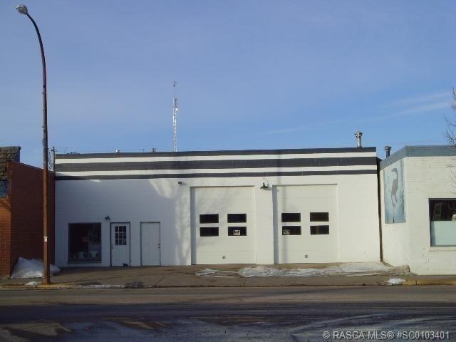 160 Railway Avenue W, Drumheller, AB T0J 0Y0 (#C4226740) :: Redline Real Estate Group Inc