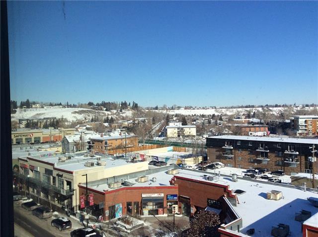 301 10 Street NW #615, Calgary, AB T2N 1V5 (#C4226743) :: Redline Real Estate Group Inc
