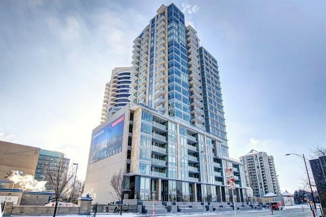 1025 5 Avenue SW #802, Calgary, AB T2P 1N4 (#C4226757) :: Redline Real Estate Group Inc