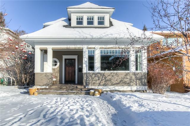 3826 8 Street SW, Calgary, AB T2T 3A9 (#C4226760) :: Canmore & Banff