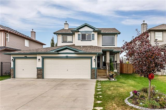 268 West Creek Drive, Chestermere, AB T1X 1T3 (#C4226762) :: Calgary Homefinders