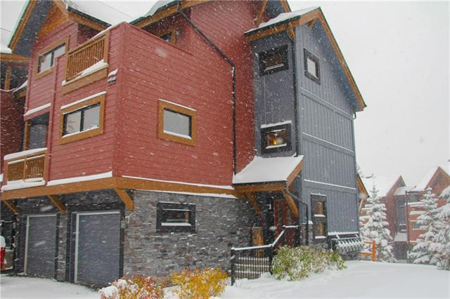 80 Dyrgas Gate #723, Canmore, AB T1W 3M8 (#C4226763) :: Canmore & Banff