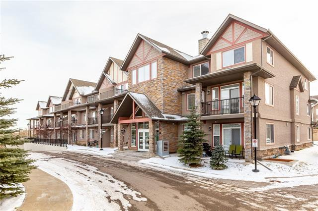 211 Aspen Stone Boulevard SW #2114, Calgary, AB T3H 4A7 (#C4226778) :: Canmore & Banff