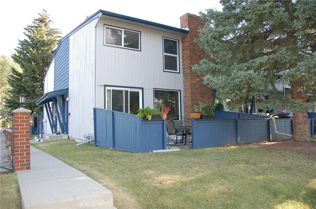 5315 53 Avenue NW #2, Calgary, AB T3A 2E7 (#C4226788) :: Calgary Homefinders