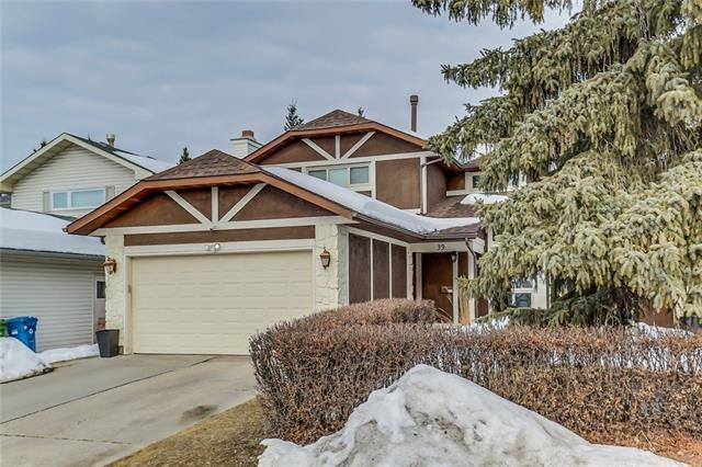 39 Woodmont Road SW, Calgary, AB T2W 4L6 (#C4226791) :: Redline Real Estate Group Inc