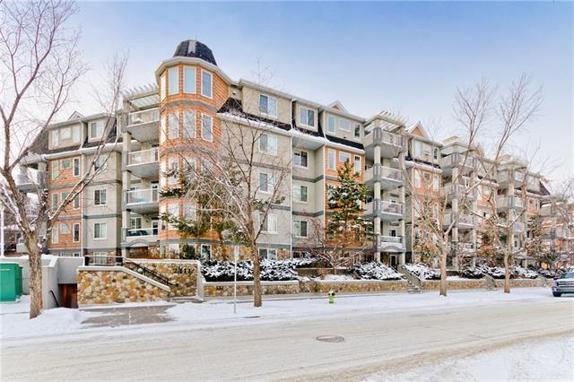 2411 Erlton Road SW #511, Calgary, AB T2S 3S6 (#C4226797) :: Calgary Homefinders