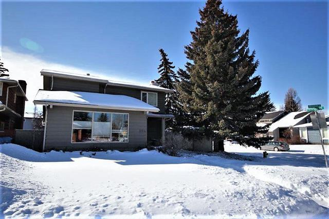 204 Deercroft Place SE, Calgary, AB T2J 5W5 (#C4226798) :: The Cliff Stevenson Group