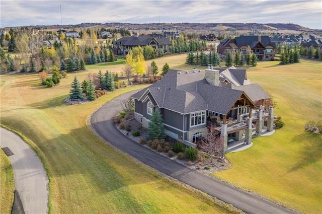 31090 Morgans View, Rural Rocky View County, AB T3Z 0A5 (#C4226826) :: Redline Real Estate Group Inc