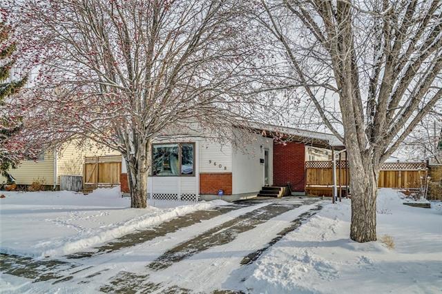 9608 2 Street SE, Calgary, AB T2J 0W1 (#C4226836) :: The Cliff Stevenson Group