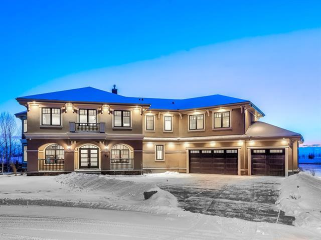 123 Leighton Lane, Rural Rocky View County, AB T3Z 0A2 (#C4226857) :: The Cliff Stevenson Group