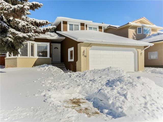 330 Hawkview Manor Circle NW, Calgary, AB T3G 2Y8 (#C4226862) :: The Cliff Stevenson Group