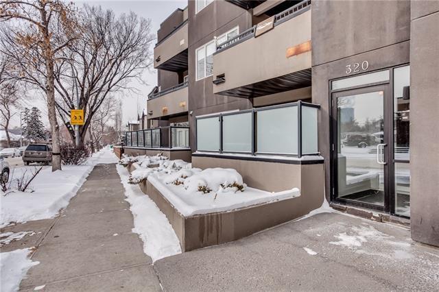 320 12 Avenue NE #103, Calgary, AB T2E 1A4 (#C4226865) :: The Cliff Stevenson Group