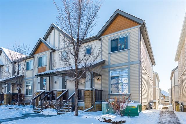 300 Evanscreek Court NW #31, Calgary, AB T3P 0B6 (#C4226867) :: Calgary Homefinders