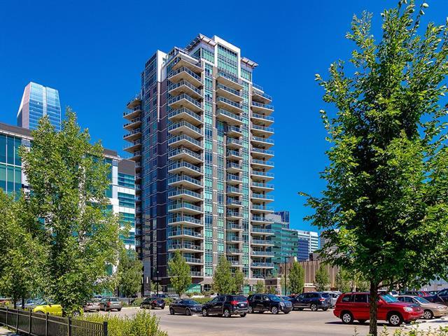 530 12 Avenue SW #1304, Calgary, AB T2R 0B1 (#C4226879) :: The Cliff Stevenson Group