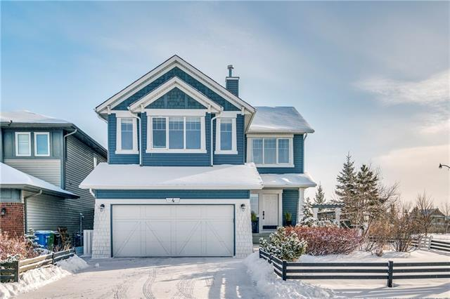 4 Cougartown Close SW, Calgary, AB T3H 0B1 (#C4226882) :: Redline Real Estate Group Inc