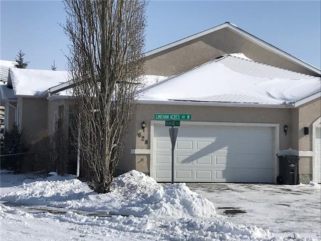628 Lineham Acres Drive, High River, AB T1V 1S6 (#C4226922) :: Redline Real Estate Group Inc