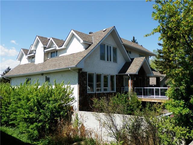 5227 22 Avenue NW, Calgary, AB T3B 0Z1 (#C4226923) :: Redline Real Estate Group Inc