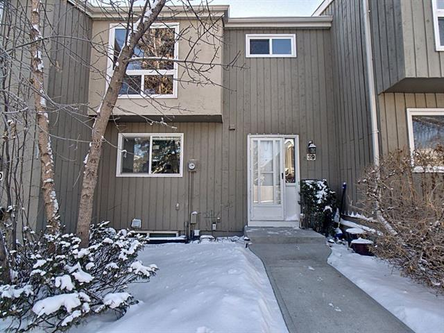 11407 Braniff Road SW #39, Calgary, AB T2W 1C5 (#C4226953) :: Canmore & Banff