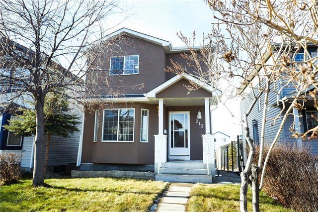 213 Martindale Drive NE, Calgary, AB T3J 3M5 (#C4226955) :: Redline Real Estate Group Inc