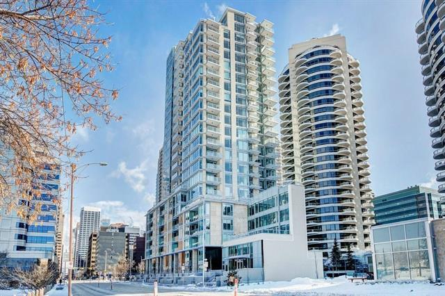 1025 5 Avenue SW #101, Calgary, AB T2P 1N4 (#C4226962) :: Redline Real Estate Group Inc