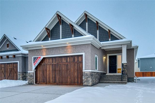 142 Cranbrook Circle SE, Calgary, AB T3M 2L9 (#C4226969) :: The Cliff Stevenson Group