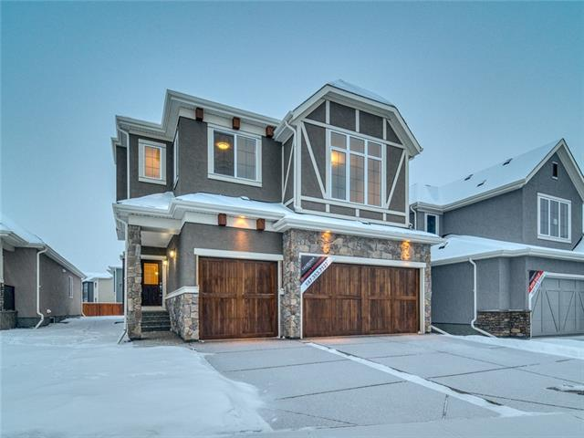 146 Cranbrook Circle SE, Calgary, AB T3M 2L9 (#C4226970) :: The Cliff Stevenson Group