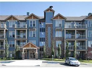 201 Sunset Drive #314, Cochrane, AB T4C 0H5 (#C4226974) :: Redline Real Estate Group Inc