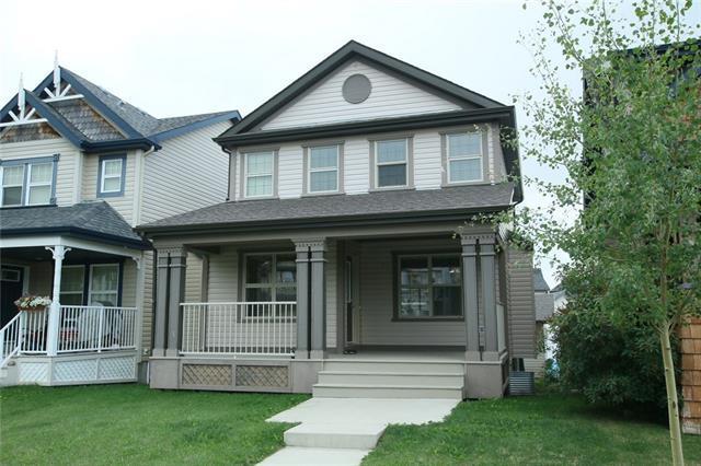 76 Sunset Heights, Cochrane, AB T4C 0C7 (#C4226992) :: Redline Real Estate Group Inc