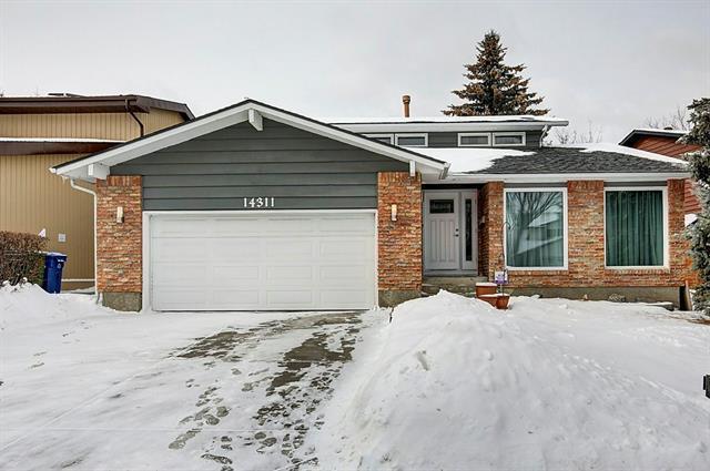 14311 Deer Ridge Drive SE, Calgary, AB T2J 5V9 (#C4226998) :: The Cliff Stevenson Group