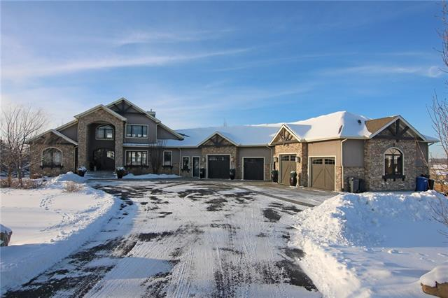214 Grizzly Rise, Rural Rocky View County, AB T4C 0B5 (#C4227006) :: Redline Real Estate Group Inc