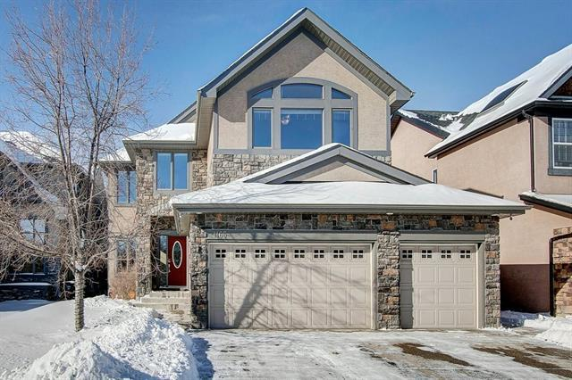1165 Wentworth View SW, Calgary, AB T3H 5K3 (#C4227011) :: The Cliff Stevenson Group