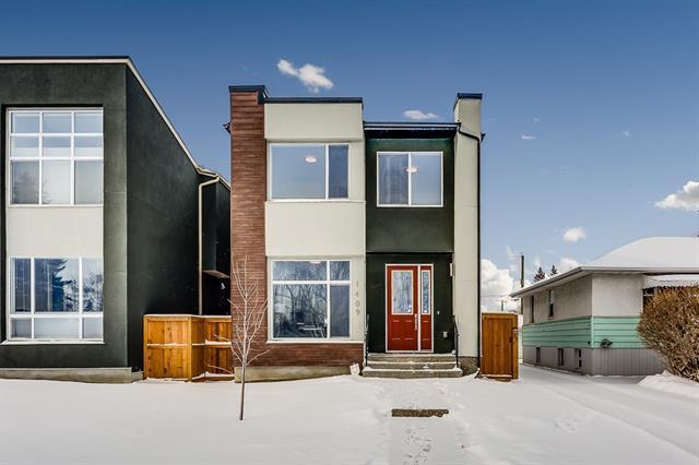 1409 31 Street SW, Calgary, AB T3C 1S6 (#C4227019) :: Redline Real Estate Group Inc