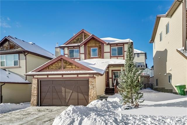 239 St Moritz Drive SW, Calgary, AB T3H 5Y2 (#C4227034) :: The Cliff Stevenson Group
