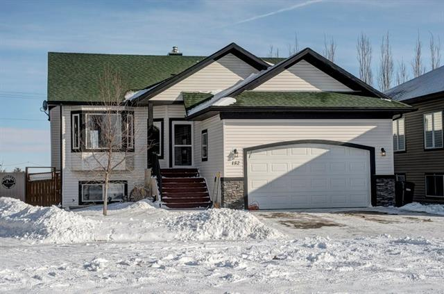 152 Camden Court, Strathmore, AB T1P 1Y1 (#C4227080) :: Redline Real Estate Group Inc