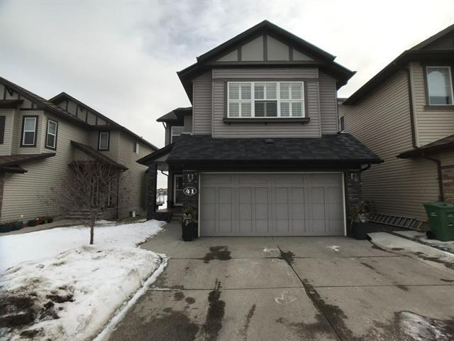 41 Brightstone Landing SE, Calgary, AB T2Z 0K4 (#C4227084) :: The Cliff Stevenson Group