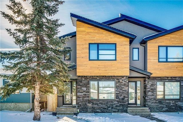 1615 22 Avenue NW, Calgary, AB T2M 1R4 (#C4227096) :: The Cliff Stevenson Group