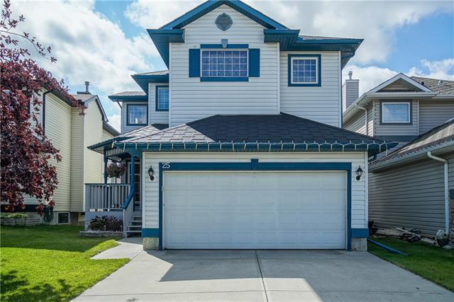 25 Country Hills Green NW, Calgary, AB T3K 4Y4 (#C4227097) :: Calgary Homefinders