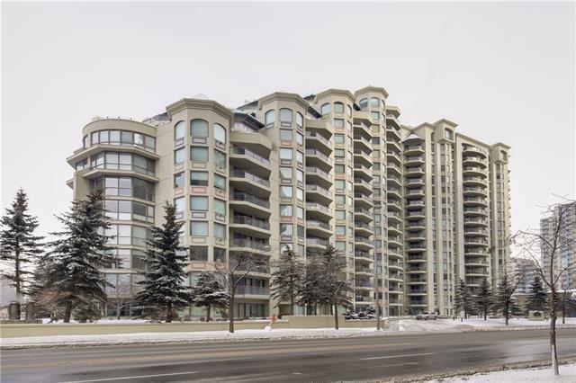 1108 6 Avenue SW #1107, Calgary, AB T2P 5K1 (#C4227105) :: Redline Real Estate Group Inc