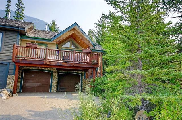 114 Stone Creek Place, Canmore, AB T1W 3A4 (#C4227127) :: Redline Real Estate Group Inc