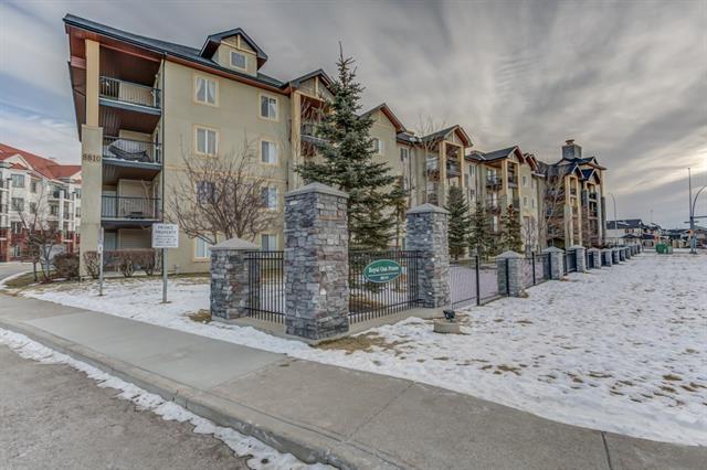 8810 Royal Birch Boulevard NW #1106, Calgary, AB T3G 6A9 (#C4227129) :: The Cliff Stevenson Group