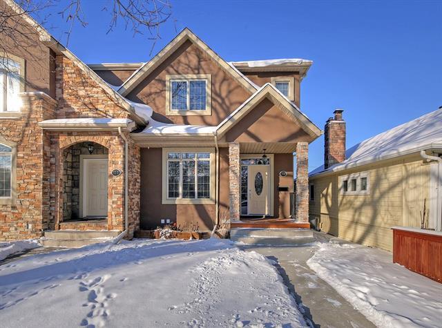 112 26 Avenue NE, Calgary, AB T2E 1Y7 (#C4227146) :: Canmore & Banff